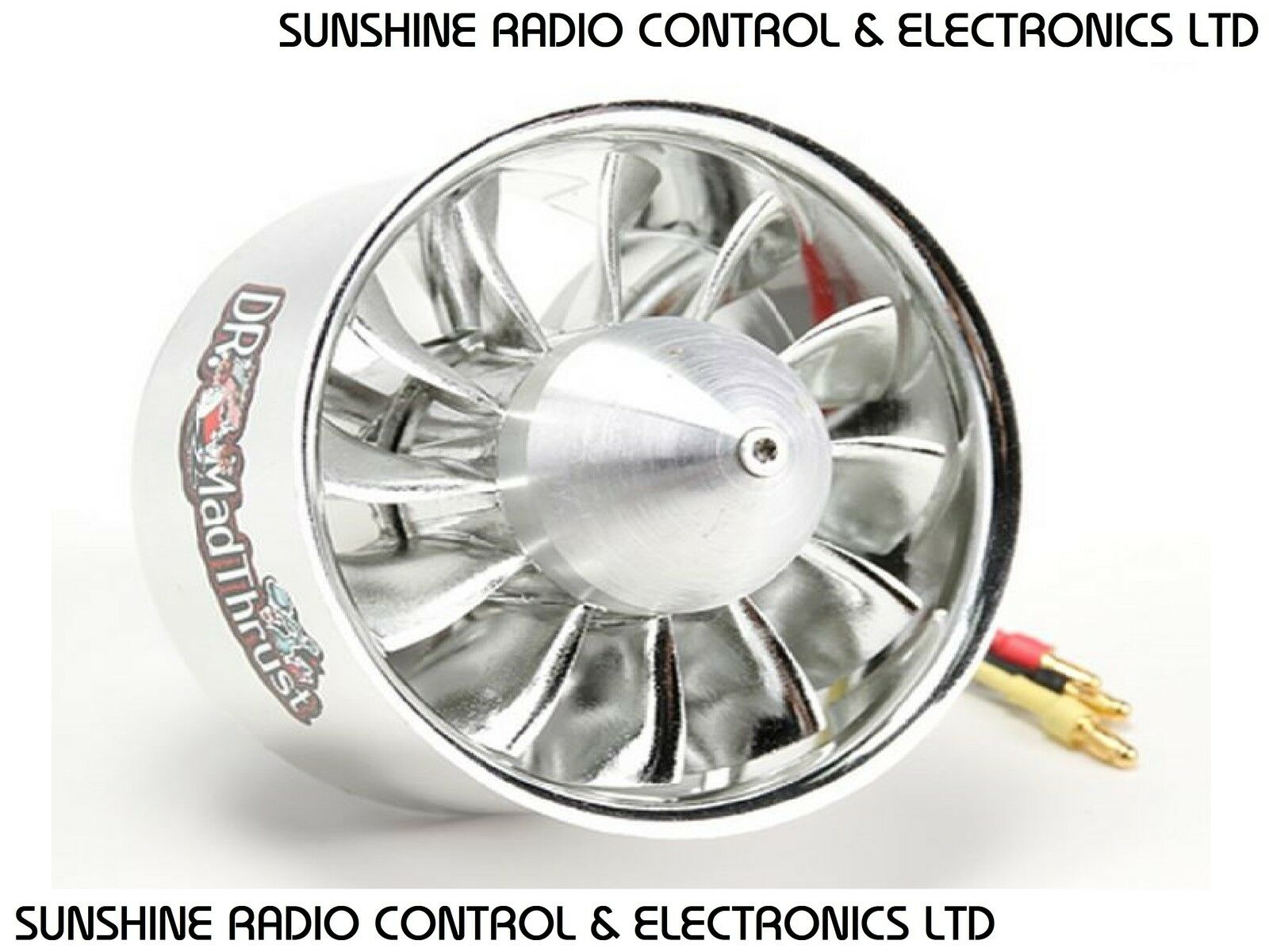 rc 77mm 12 blade edf electric ducted fan assembly 1600kv 6s 2 3kg thrust new uk ebay. Black Bedroom Furniture Sets. Home Design Ideas