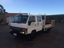 Toyota Dyna 300 Dual Cab Traralgon Latrobe Valley Preview