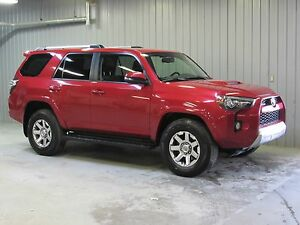 Toyota 4Runner SR5 LIMITED TRAIL EDITION *CUIR-GPS-TOIT*