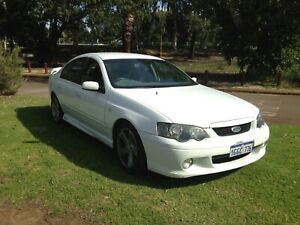 2005 FORD XR6 TURBO AUTOMATIC SEDAN $5999 with 1 YEAR WARRANTY Leederville Vincent Area Preview