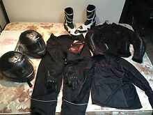 Motor bike gear New Lambton Heights Newcastle Area Preview