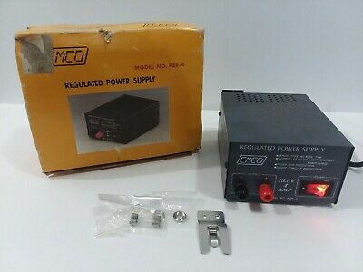 Emco Regulated Power Supply Psr-4