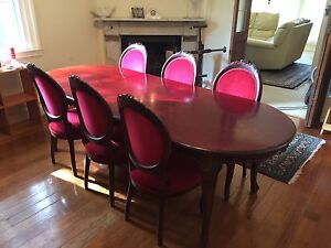Formal 7 piece dining set Hunters Hill Hunters Hill Area Preview