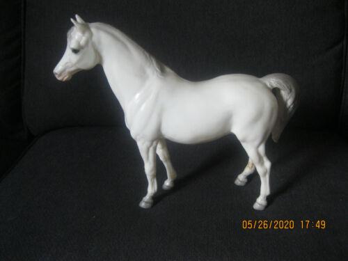 "Vintage 1960's Breyer/ Hartland Family Arabian Mare Horse 9"" tall and 10"" long"
