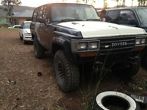 1983 Toyota LandCruiser Wagon Paterson Dungog Area Preview