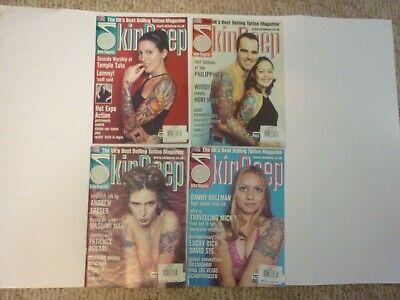 Skin Deep UK's Biggest & Bestselling Tattoo Magazine
