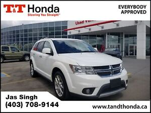 2016 Dodge Journey R/T *Leather, Heated Seats, Back Up Camera*