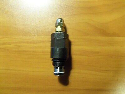 Hydraulic Pressure Relief Valveexcavatorheavy Equipment