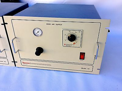 Thermo Environmental Instruments Model 111 Zero Air Supply