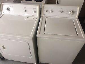 Washer & dryer heavy duty $450