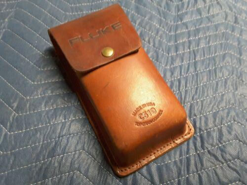 Fluke C510 leather case