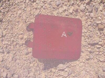 Farmall Bn C B A Tractor Ih Ihc Belt Pulley Cover Guard Nice Original A