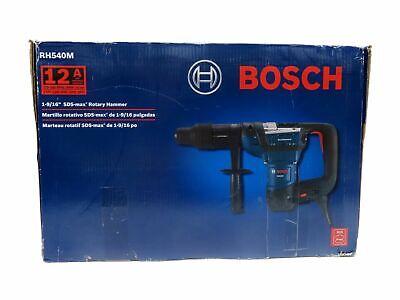 Bosch Rh540m 1-916 Sds-max Corded Rotary Hammer