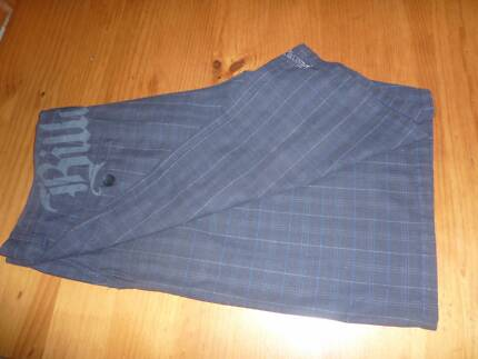 Mens Billabong Dress Shorts