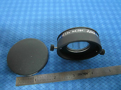 Egg Gamma Scientific Optical Lens Optics Mil Spec 1.0x Na.084