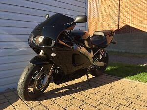 Kawasaki Ninja zx7r