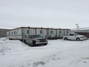 5 UNIT - 20 MAN CAMP FULLY SELF CONTAINED