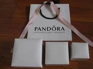 PANDORA JEWELLERY BOXES AND GIFT BAG Airport West Moonee Valley Preview