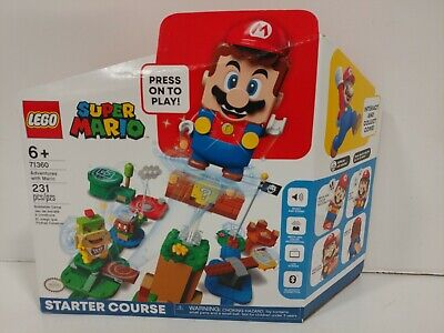 LEGO Adventures with Mario Starter Course Super Mario (71360) (231 Pieces)