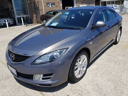 2008 Mazda 6 Hatch Classic Auto 2.5L (Drives very well) Wangara Wanneroo Area Preview