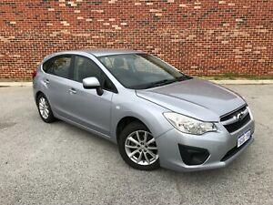 2014 Subaru Impreza G4 MY14 Low Kms $13,990 Victoria Park Victoria Park Area Preview