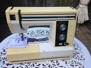 Janome Sewing Machine heavy duty & working perfectly Lowood Somerset Area Preview