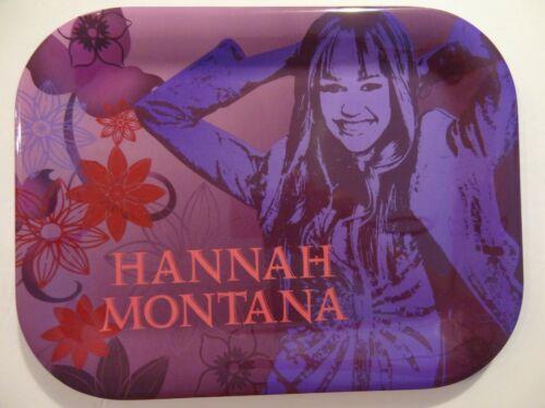 Disney HANNAH MONTANA - Mini Serving Tray - Miley Cyrus - 10.5 x 8 inches
