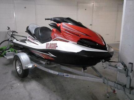 Jet ski Kawasaki UltraLX Trinity Beach Cairns City Preview