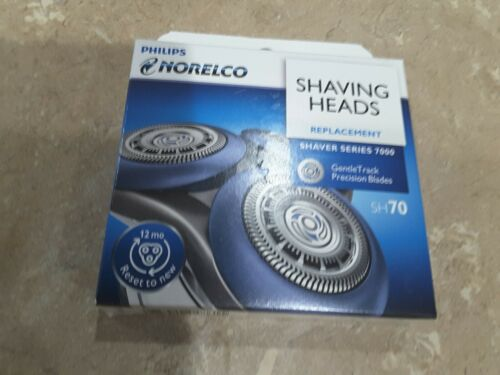 Philips Norelco SH70 Replacement Shaving Heads Shaver Series