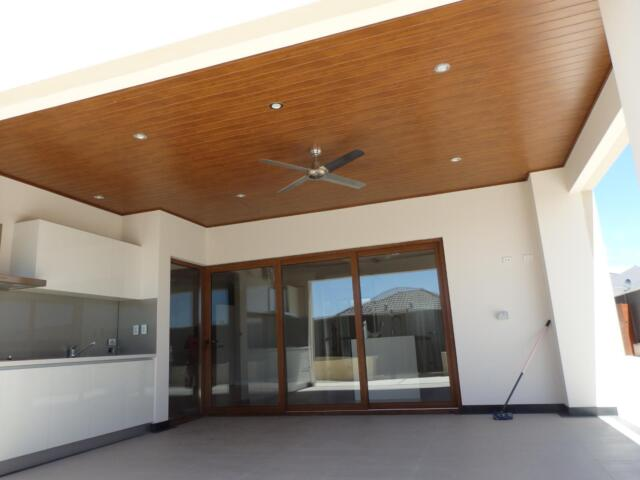 Uclad Pvc Ceiling Cedar Lining Alternative Building