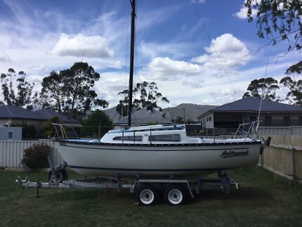 Sailboat in great condition