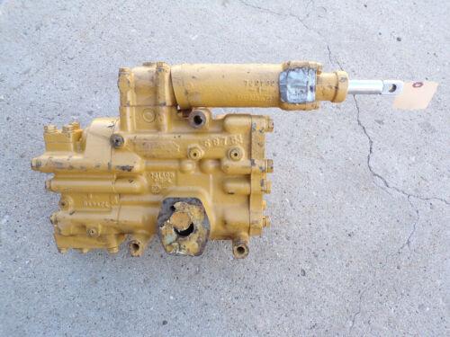 Caterpillar 637D 637 D Tractor Hydraulic Valve Body 7J-1410 7J1410 7J0631