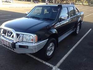 2005 Nissan Navara Ute Maroochydore Maroochydore Area Preview