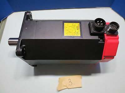 Fanuc Ac Servo Motor 0222000 A06b-0147-b075 E000 Mori Seiki Sh-50 Cnc Mill