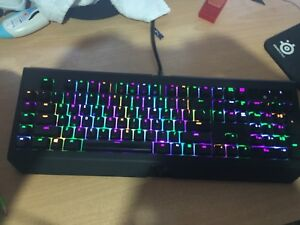 Razor blackwidow chroma V2 and Razer mamba tournament edition