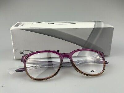 Oakley RX Eyeglasses OX1135-0552 Reversal Women's Purple Fade Frame (Oakley Glasses For Women)