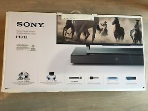 Sony home theatre system - Sony HT-XT2 - Bluetooth sound system