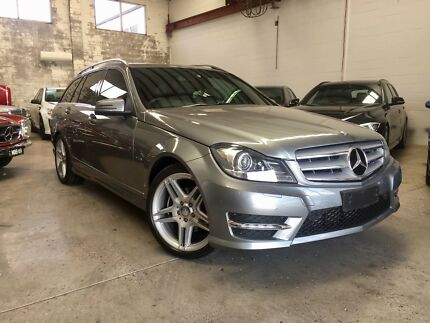 2011 Mercedes-Benz C250 Wagon East Brisbane Brisbane South East Preview