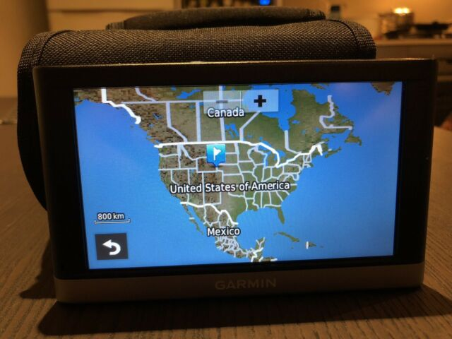 Maps Map Updates Garmin United States >> Garmin Gps With Usa And Canada Maps Lifetime Free Map Updates