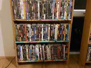 details of my over 200 dvds Byford Serpentine Area Preview