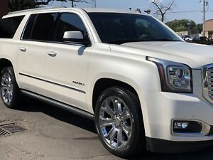 Finance takeover Yukon xl Denali
