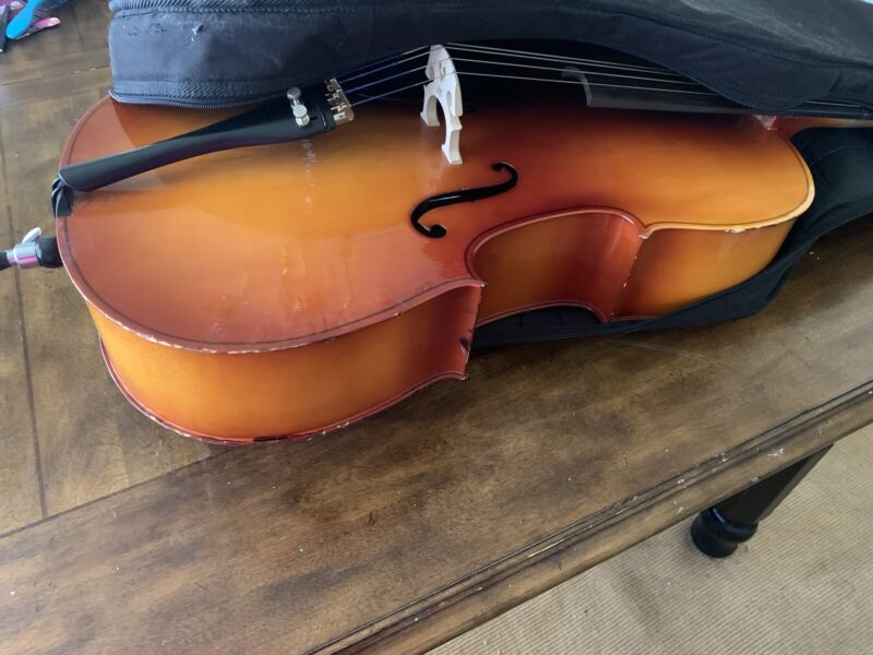 Mathias Thoma 1/2size Student Cello