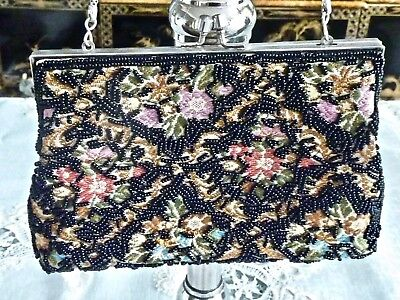 1950s Handbags, Purses, and Evening Bag Styles VINTAGE COLLECTABLES WOMENS EVENING BAGS LOT OF 4 $69.72 AT vintagedancer.com