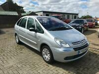 1 OWNER FROM NEW WITH FULL HISTORY! 2005 CITROEN XSARA PICASSO DESIRE 1.6HDI