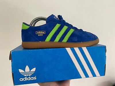 ***OFFERS*** Adidas Bern Uk9 Us9.5 Suede Deadstock Rare  city series