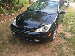 2002 Ford Focus zts mint condition