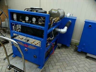 Truck Mount Carpet Cleaning Machine Extractor Blue Baron 47 Xl
