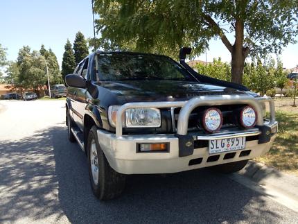 2003 Nissan Pathfinder TI DUAL FUEL