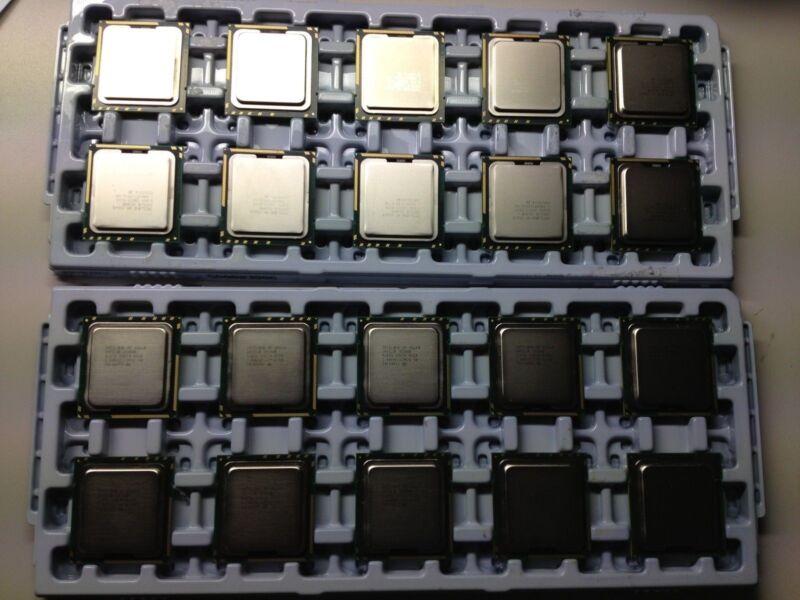 Intel Xeon E5-2697v3 2.6ghz 35m 9.6gt/s 14 Core Cpu Processor Sr1xf  ********