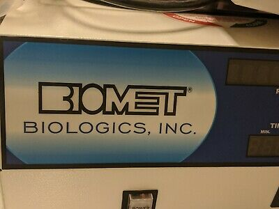 Biomet Centrifuge